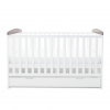 Coleby Style Cot Bed & Under Drawer (Dream Big Little Owl)