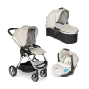 Arlo Chrome 3 in 1 Travel System (Oatmeal)