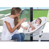 Moon Highchair - Black & Champagne