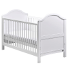 Toulouse cot bed (white)