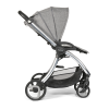 Arlo Chrome 3 in 1 Travel System (Charcoal)