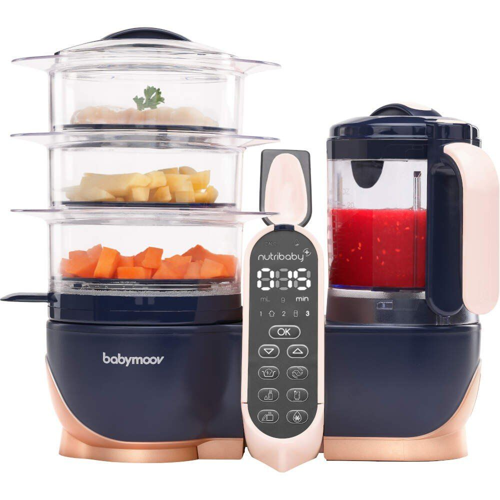Nutribaby + XL (Limited Edition: Copper and Navy)