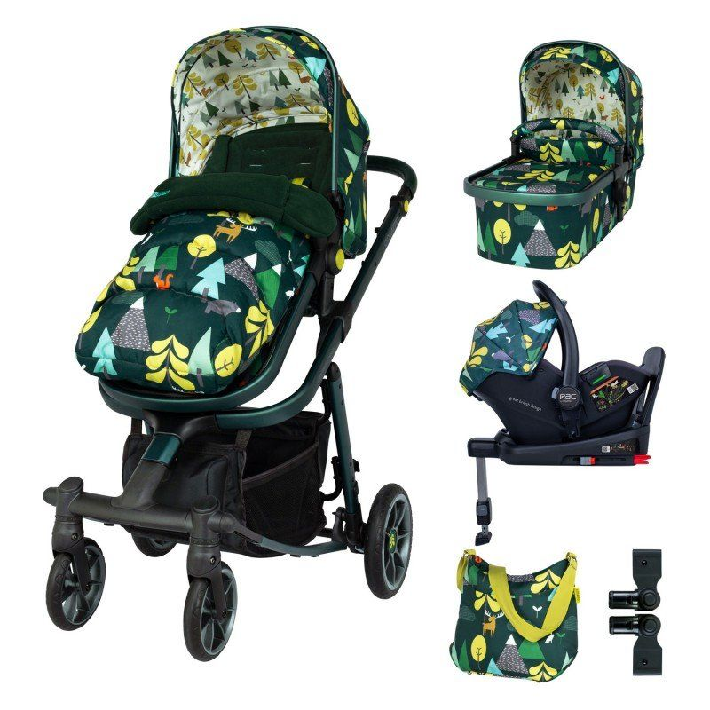 Giggle Quad Everything Bundle - Into The Wild