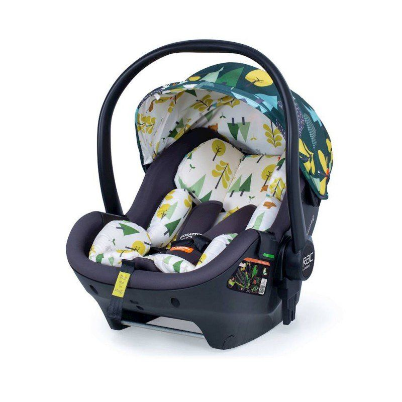 RAC Port Isize 0+ Carseat - Into The Wild