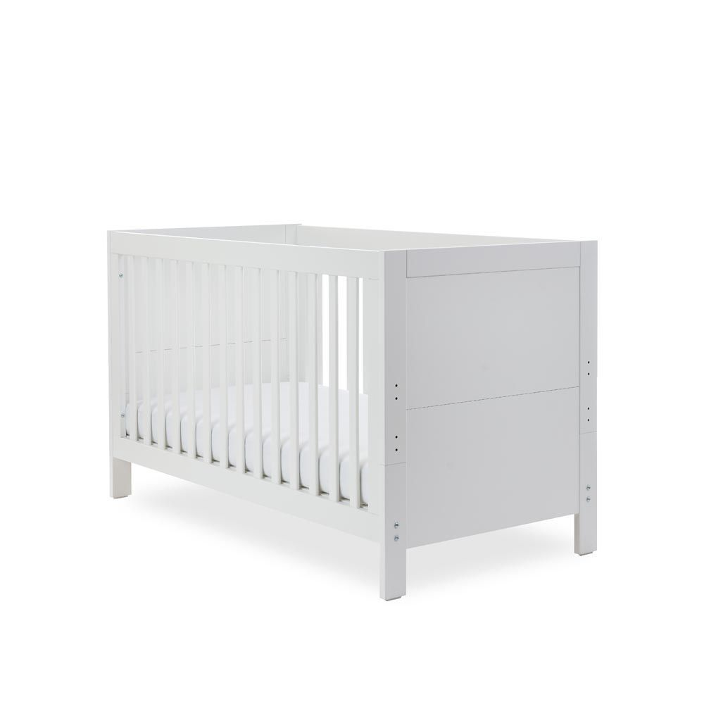 Grantham Cot Bed (White)