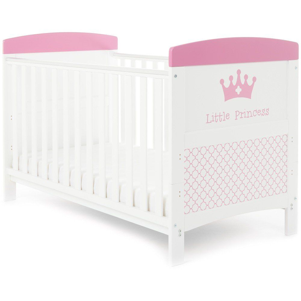 Grace Inspired Cot Bed - Little Princess