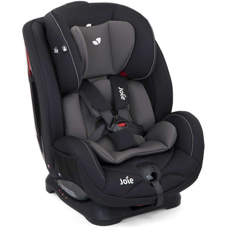Stages 0+/1/2 car seat (Coal)