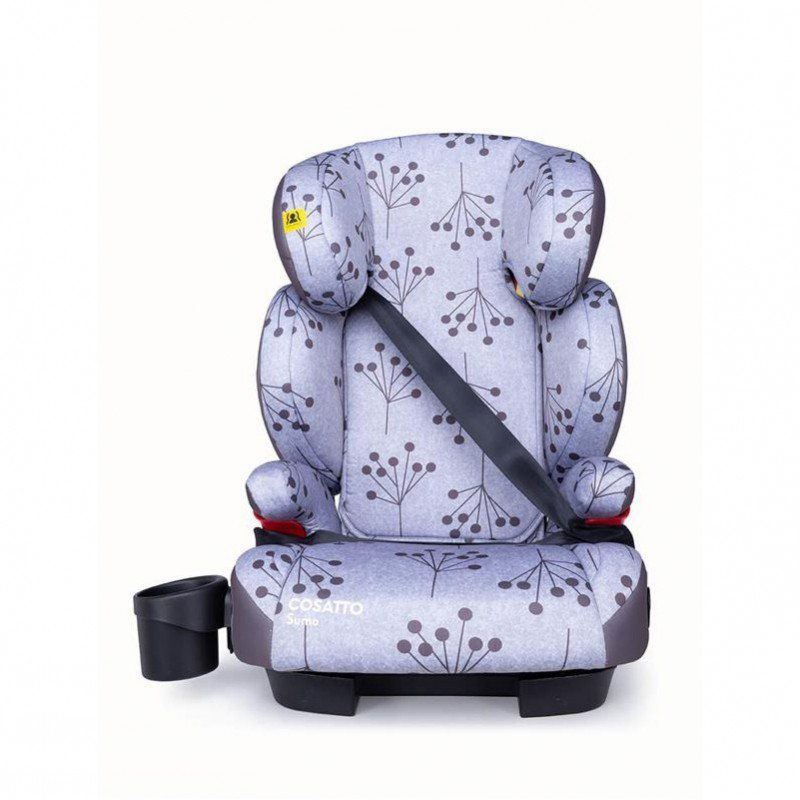 Sumo Group 2/3 Isofit Carseat - Hedgerow