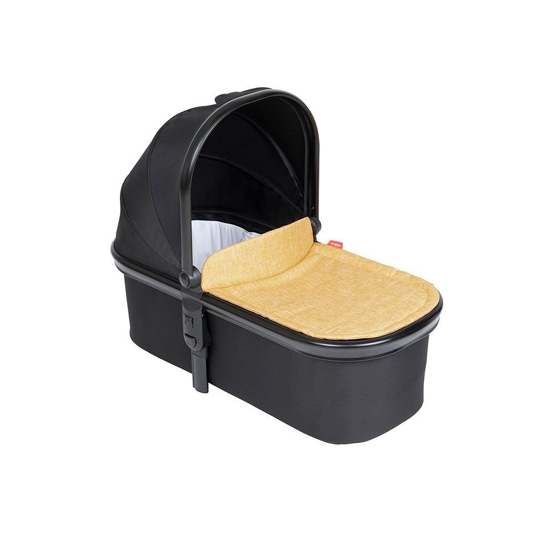 Snug Carry Cot and Liner UK - Butterscotch