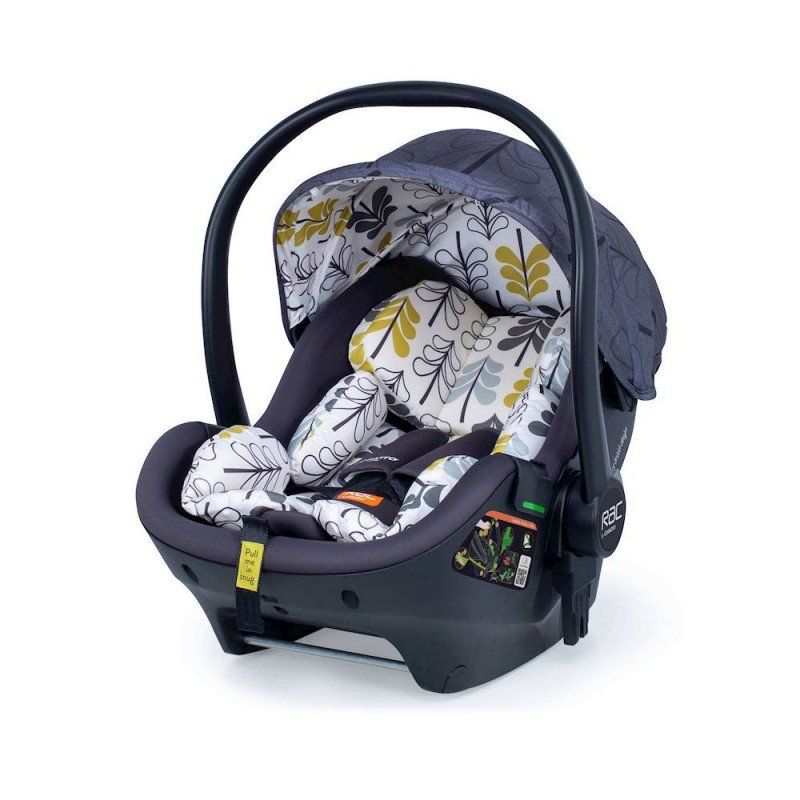 RAC Port Isize 0+ Carseat - Fika Forest