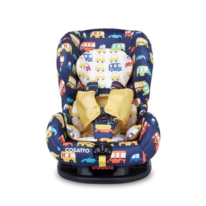 Moova 2 Group 1 Anti-Escape Car Seat - Day Out