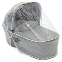 ramble xl carrycot (grey flannel)