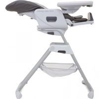 Mimzy Spin 3 in 1 Highchair - Geometric Mountains