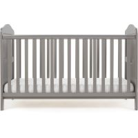 Whitby Cot Bed - Taupe Grey