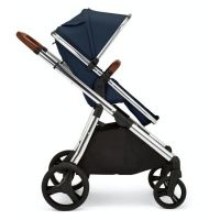 Eclipse Travel System with Galaxy Car Seat and Isofix Base (Midnight blue)