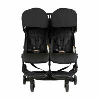 Nano Duo with Cocoon for Twins Bundle - Black