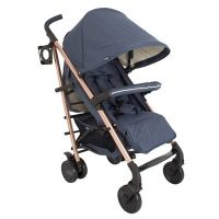 Billie Faiers MB51 Rose Gold and Navy Stroller