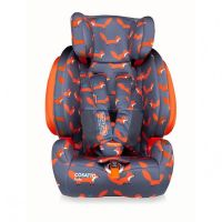 Judo Group 123 Carseat - Mister Fox