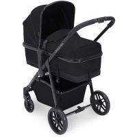 Moon Travel System With ISOFIX (Black)