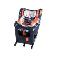 RAC Come and Go I-Rotate I-Size Car Seat - Road Map (RAC)
