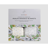 2 Pack Swaddle Blankets