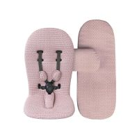 Xari 4G Complete Travel System - Champagne on Champagne