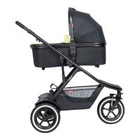 Snug Carry Cot and Liner UK - Apple