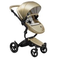 Xari 3-in-1 Pushchair (Champagne/Black Chassis)