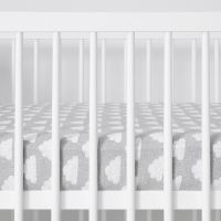2 Pack Cot & Cot Bed Fitted Sheet – Cloud Nine