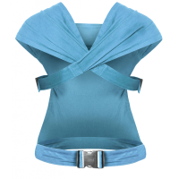 cotton baby carrier(teal)