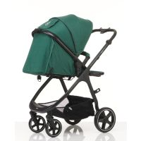Cosmos Full Travel System Bundle in Green