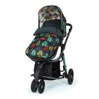 Giggle 3 Marvellous Bundle (5pcs) - Harewood with Graphite Hold Car Seat