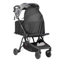 Cocoon with Canopy (Black)