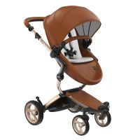 Xari 3-in-1 Pushchair (Camel Flair/Champagne Chassis)