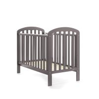 Lily Cot - Taupe Grey