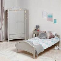 Toulouse Single Bed (Grey)