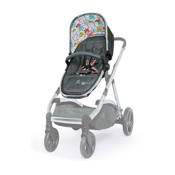 Wow XL Seat Unit (to add for 2nd child) - Nordik