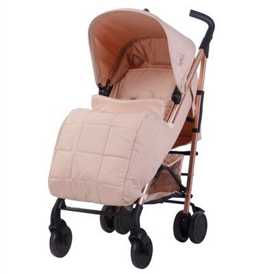 Billie Faiers MB51 Rose Gold and Blush Stroller