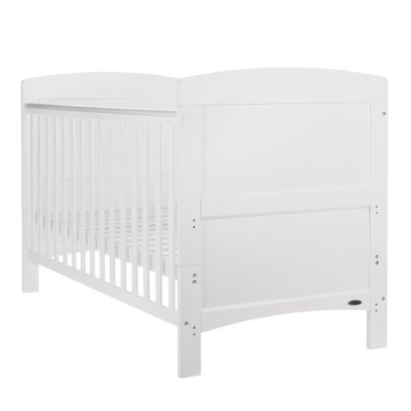Grace Cot Bed - White