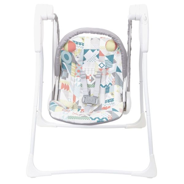 Baby delight swing (patchwork)
