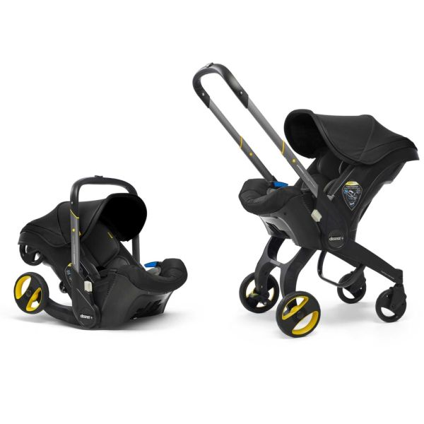 Infant Car Seat Stroller (Nitro Black)