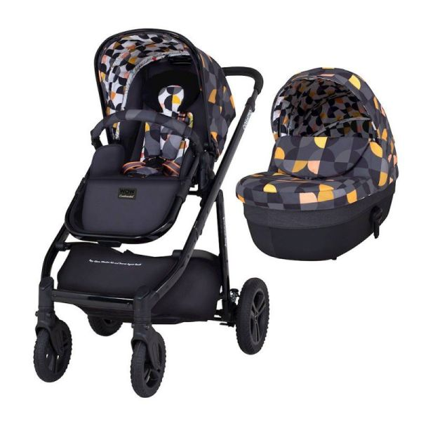 Wow Continental pram and pushchair Bundle (debut)