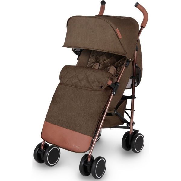 DISCOVERY STROLLER MAX (KHAKI ON ROSE GOLD)