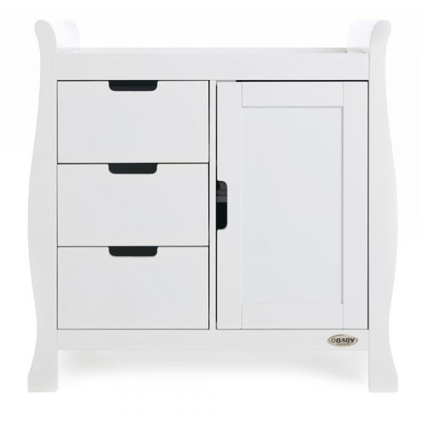 Stamford Closed Changing Unit - White