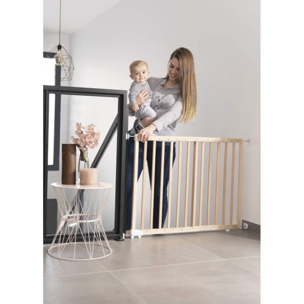 Deco Pop Safety Gate (Natural)