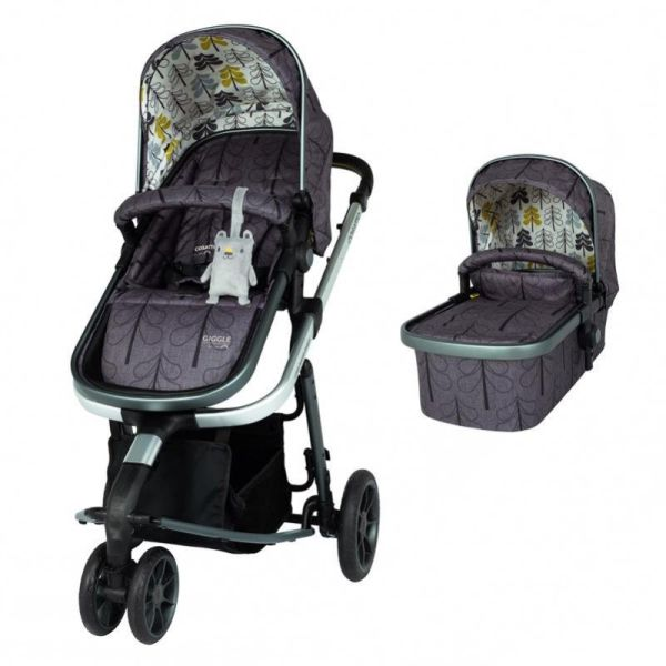 Giggle 3 Pram & Pushchair - Fika Forest