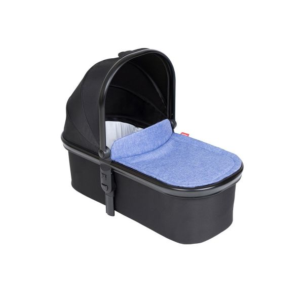 Snug Carry Cot and Liner UK - Sky
