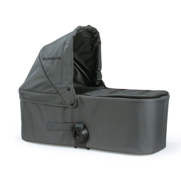 Indie Twin Carrycot (Dawn Grey)