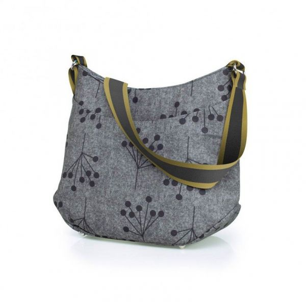 Deluxe Changing Bag - Hedgerow