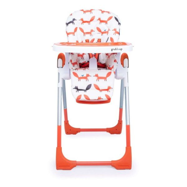 Noodle 0+ Highchair - Mister Fox